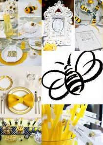 Bumble Bee Themed Baby Shower - baby shower on pinterest baby shower ideas bumble bees and owl bab