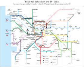 Metro System Map by Scotland Metro System Map Mapsof Net