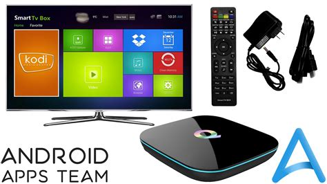 Tv Box convierte tu televisi 243 n en un smart tv q box tv box