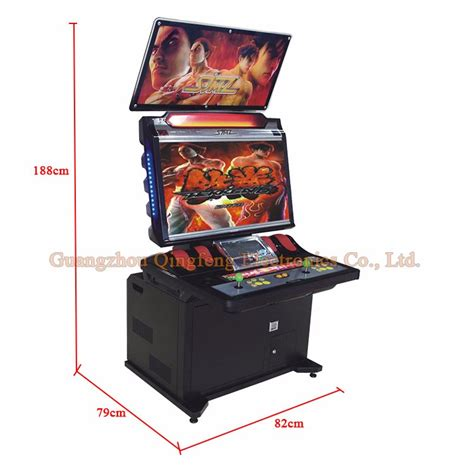 Tekken 3 Arcade Cabinet by Horizontal Tekken 6 Ww Qf202 32 Inch Arcade Cabinet
