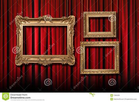 Rideaux De Théâtre Images by Th 233 226 Tre D 233 De Rideaux Image Libre De Droits
