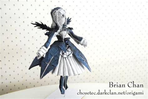 Brian Chan Origami Book - brian chan origami