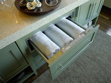 wolf towel warmer drawer a wolf towel warming drawer provides a spa like experience