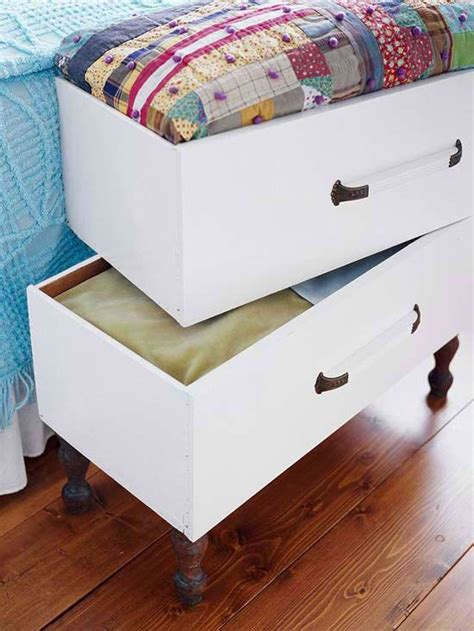 Repurposed Dresser Drawers by Repurposed Storage Dresser Drawers Organized Mind