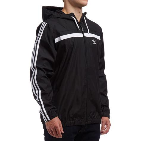 Wind Breaker Jacket adidas windbreaker 2 jacket black white