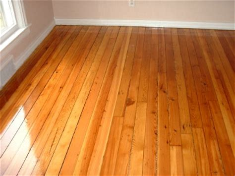 refinished 60 year pine floor ozark hardwood flooring