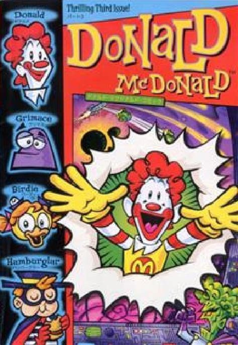 Australian Giveaways - ronald mcdonald book covers