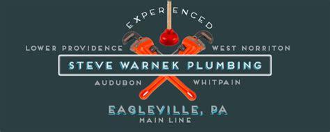 Pennsylvania Plumbing Code by Steve Warnek The Plumber Plumber Contractor In Eagleville Pa