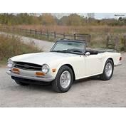 Triumph TR6 1969–76 Images 1280x960