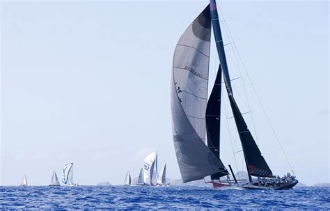 gallery highlights   les voiles de saint barth regatta page    yachting world