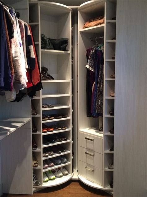 lazy susan closet organizer want to make a lazy susan shoe rack the home depot community