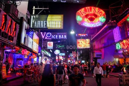 guide  bangkoks red light districts