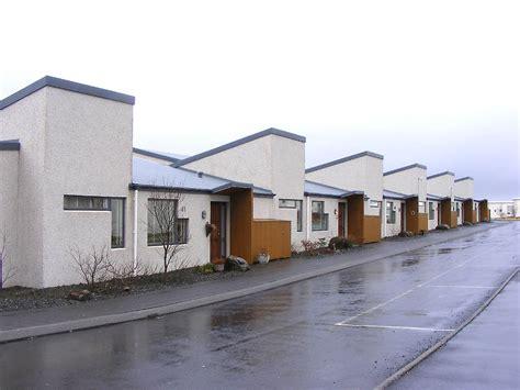 Modern Buildings J 243 Hann Einarsson Reykjavik Housing