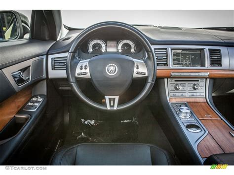 Home Interior Colors For 2014 Charcoal Charcoal Interior 2009 Jaguar Xf Luxury Photo