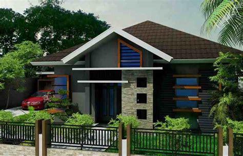 gambar rumah minimalis sederhana  taman minimalis eksterior rumah