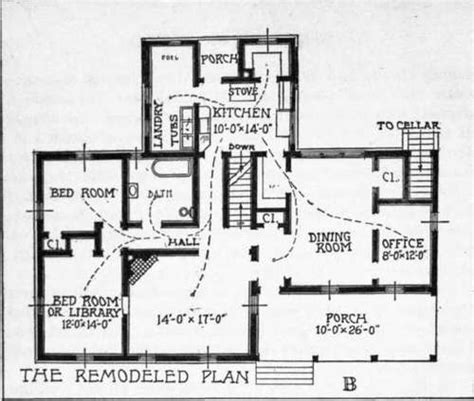 types of house plans traditional types