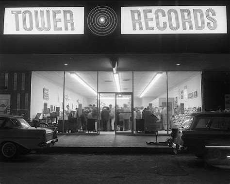 Sacramento Records The Rise And Fall Of Tower Records Flashbak