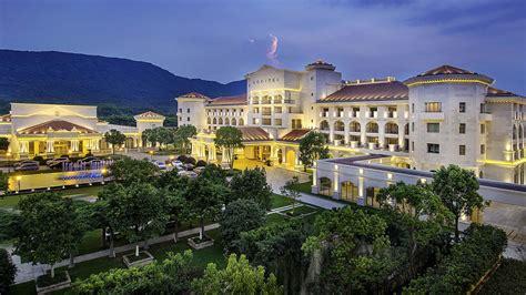 Luxury hotel NANJING – Sofitel Nanjing Zhongshan Golf Suning