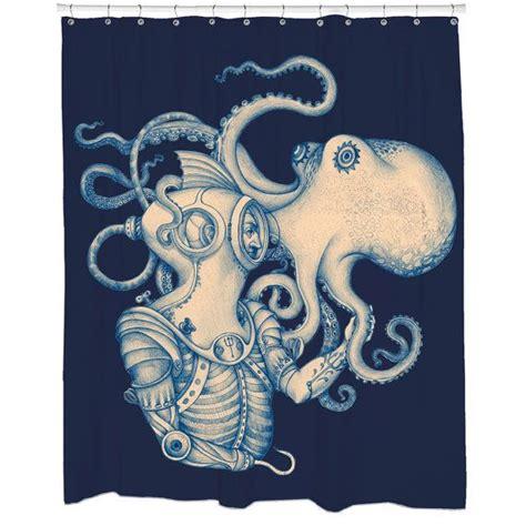 octopus shower curtain hooks 67 best i want an octopus garden images on pinterest