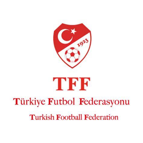 turkiye futbol federasyonu logo vector