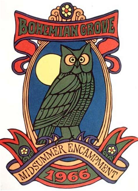 Anting Silver Owl Burung Hantu a satanic alliance bohemian club and bohemian grove propheticalert
