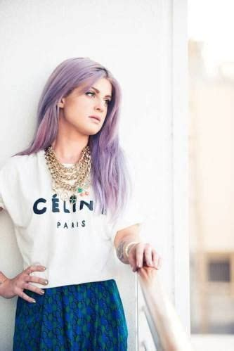 kelly osbourne lavender hair color pinterest discover and save creative ideas