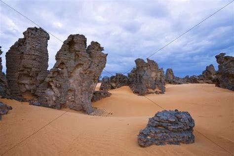 stone desert stone desert tassili maridet libyan desert libya