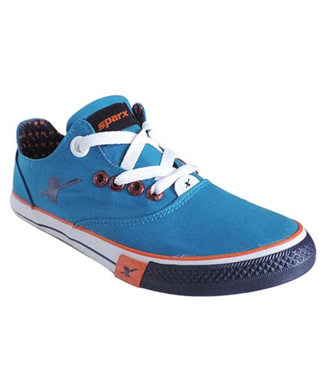sparx blue canvas shoes buy sparx blue canvas shoes