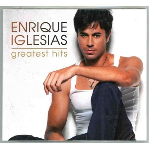 enrique iglesias best hits greatest hits by enrique iglesias cd x 2 with techtone11