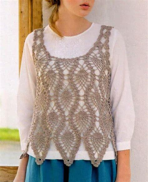 pattern crochet vest womens crochet sweaters crochet vest pattern for women