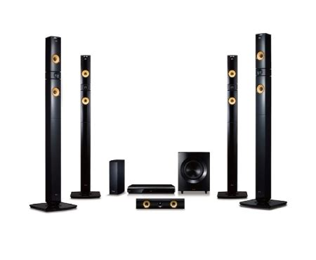 Home Theater Lg Bh7530tw home theatre systems surround sound media players lg