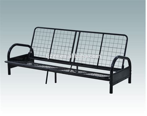 futon metal sofa bed futon sofa bed metal frame
