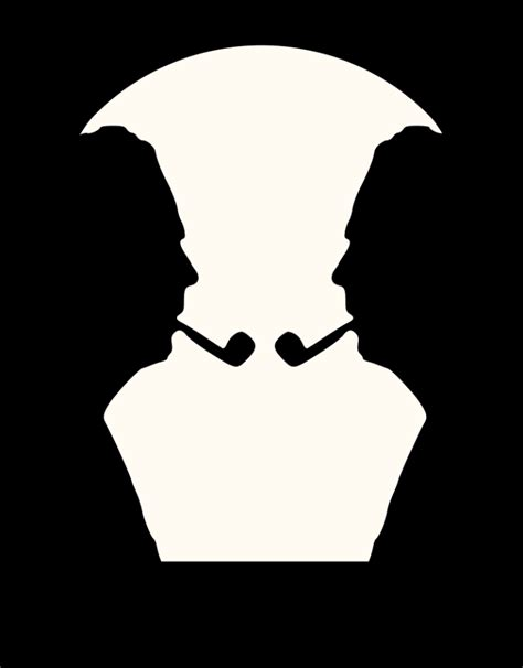 Vase Illusion by Or Vase Illusion
