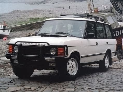 how to sell used cars 1986 land rover range rover electronic valve timing land rover range rover 5 door 1986 1994 land rover range rover 5 door 1986 1994 photo 05 car