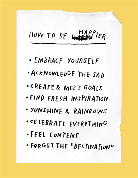 the happier approach be to yourself feel happier and still accomplish your goals books how to be happier design sponge