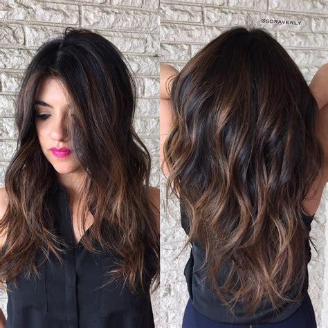 subtle hair color 25 subtle hair color ideas for brunettes hair