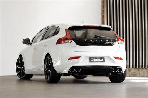 heico sportiv new volvo v40 tuning car tuning