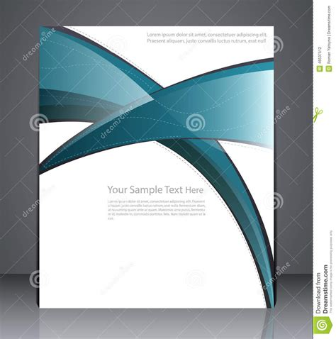 magazine front page template brochure design template leaflet magazine cover or a