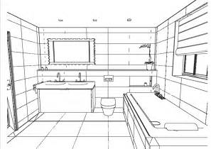 draw bathroom how to draw in the bathroom