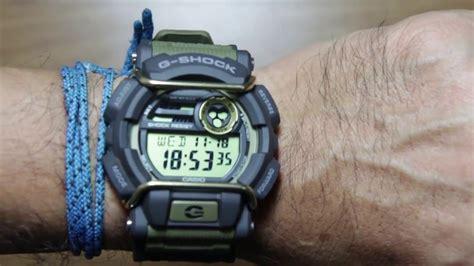 Casio G Shock Gd 400 Grey casio g shock gd 400 9 green