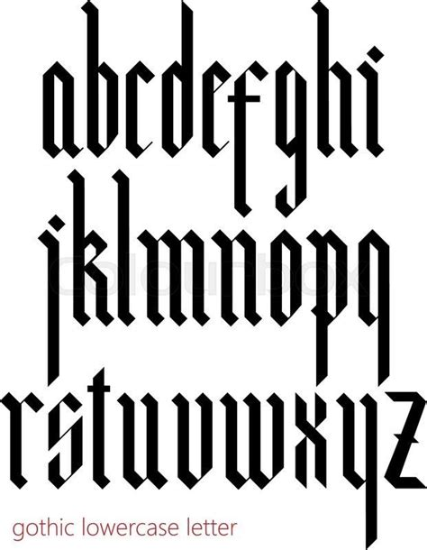 design gothic font 19 best calligraphy fonts and old english alphabets images