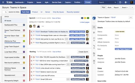 jira task template inside atlassian four steps for better sprint planning