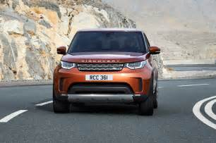 2017 land rover discovery drive review automobile