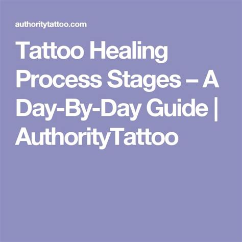 tattoo healing process day by day healing process stages a day by day guide