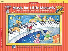 For Mozarts Lesson Book 4 alfred for mozarts lesson book 1