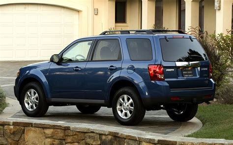 mazda tribute mazda tribute car specifications and wallpapers