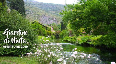 i giardini di ninfa apertura giardino di ninfa aperture 2019 latinamipiace it