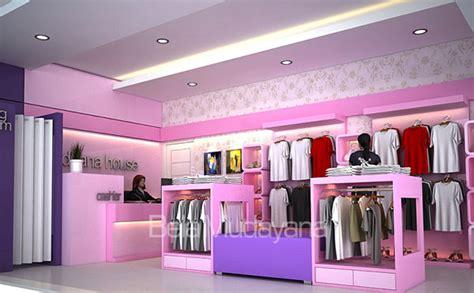 design interior rumah butik gallery interior bela mudayana arsitek interior