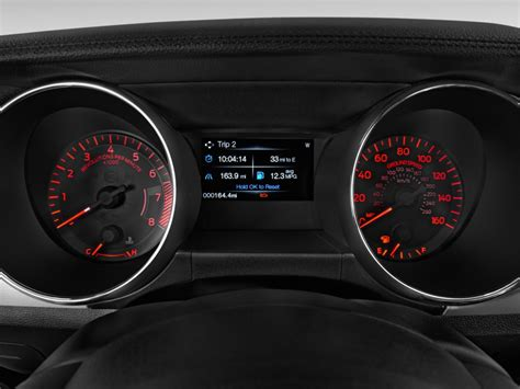 how cars run 1993 oldsmobile achieva instrument cluster image 2015 ford mustang 2 door fastback gt premium instrument cluster size 1024 x 768 type