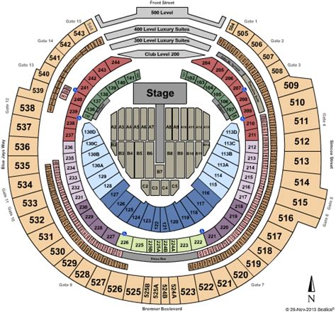 rogers center floor plan ticket mamba beyonce at rogers centre